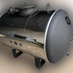 Condersate Tank , خزان تفوير , تصنيع خزانات تفوير